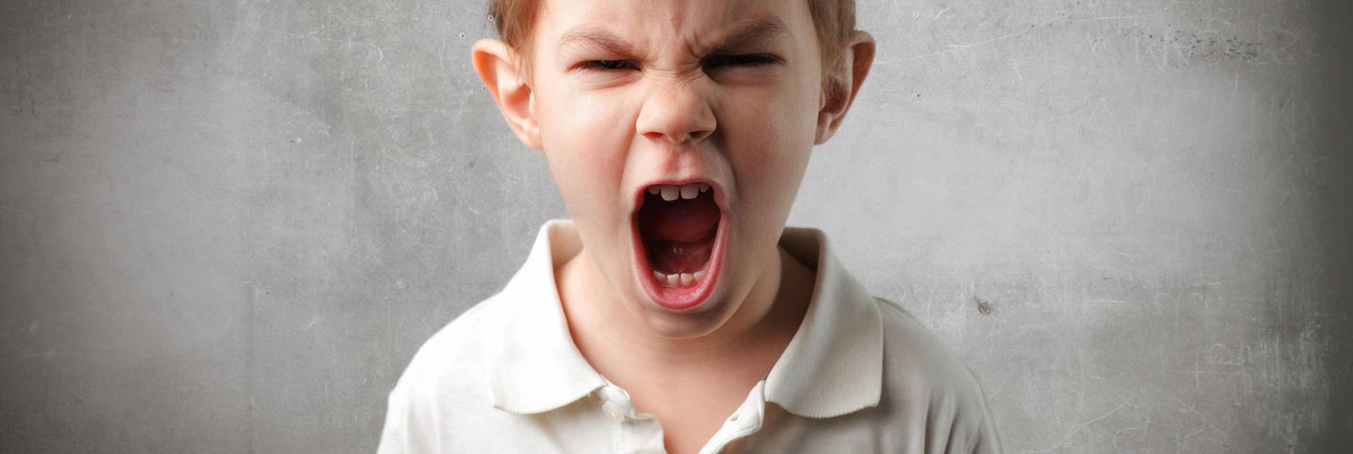 control de la ira en niños